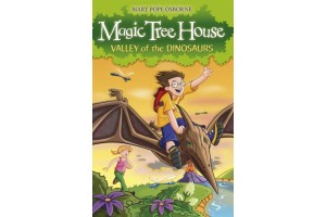 Magic Tree-House: Valley of the Dinosaurs