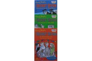 The Secret Seven pocket book bundle