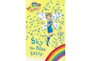 Rainbow magic- Sky the Blue Fairy