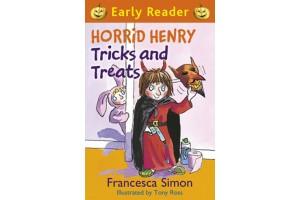 Early Reader- Horrid Henry Tricks and Treats